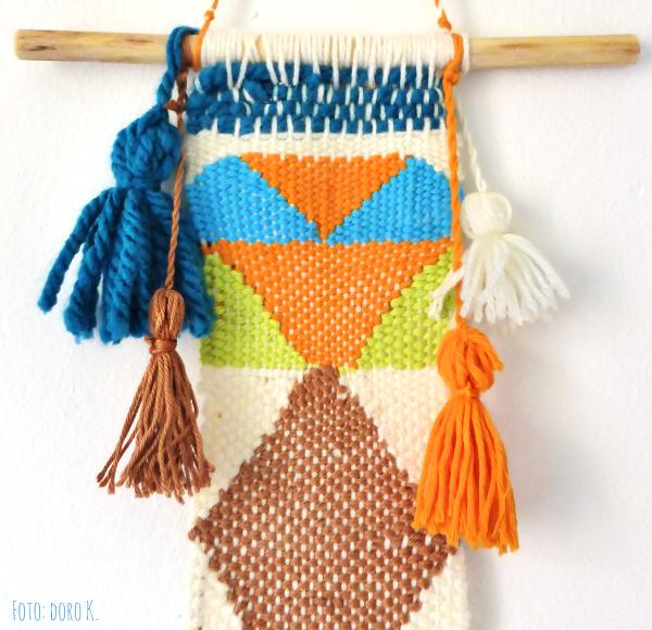 Tapestry Weben
