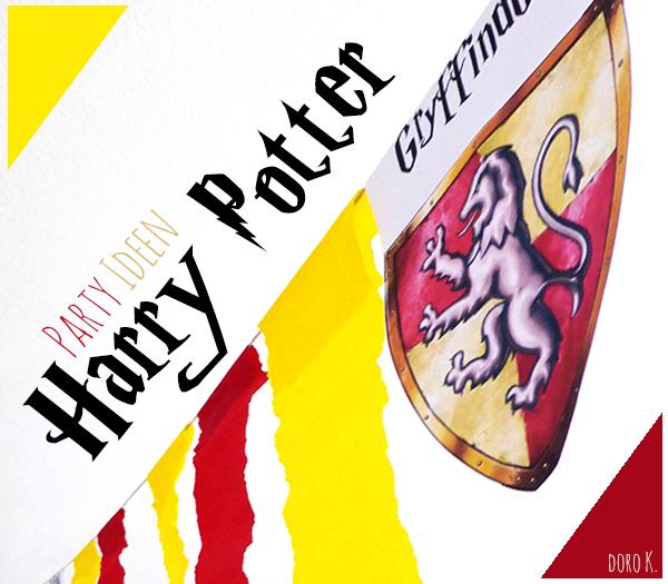 Harry Potter Party | www.dorokaiser.online.de