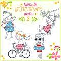 """""""Little Summer Girls 2"""""""