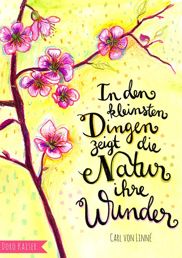 Spruch Frühling